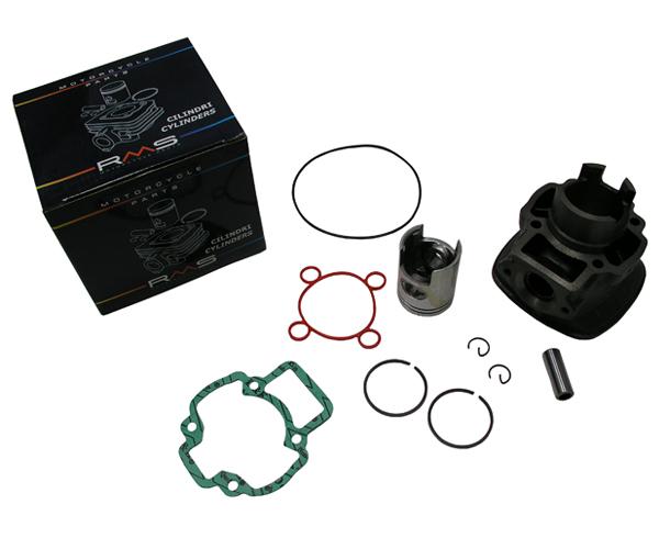 Zylinderkit RMS 50cc LC Quatratische Form