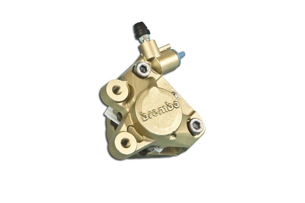 Bremszange Brembo vo. kpl. Aerox,Nitro02-04/BWs,Booster 02-0