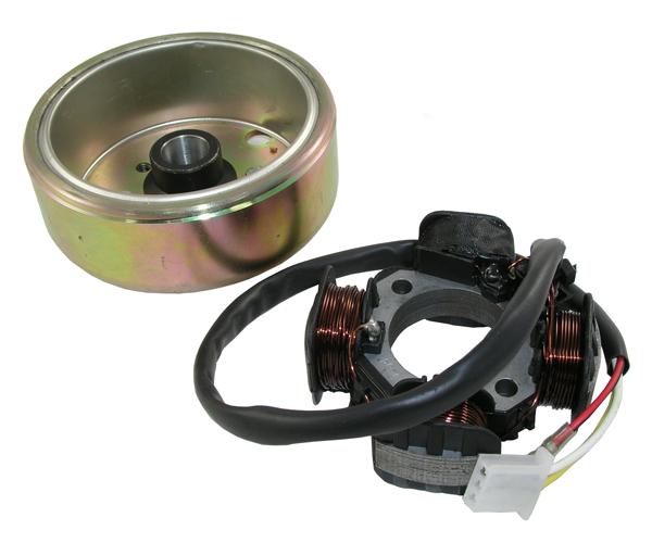 Lichtmaschine IDM 560033