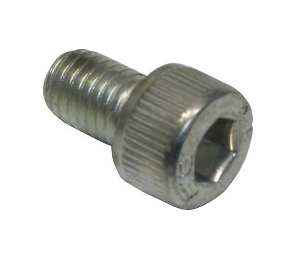 Schraube M8x12 Inbus verz.