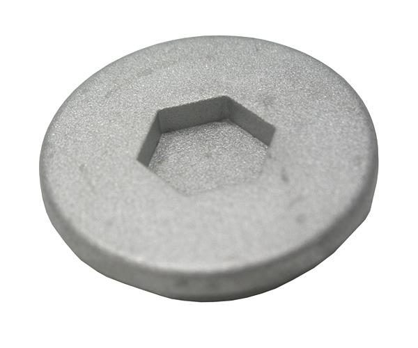 Seitendeckel Zylinderkopf