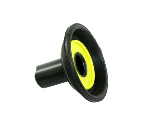 Gasschieber D16mm mit Membrane f. CVK Vergaser