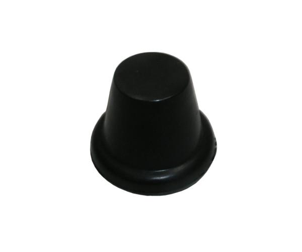 Gummikappe f. Achse