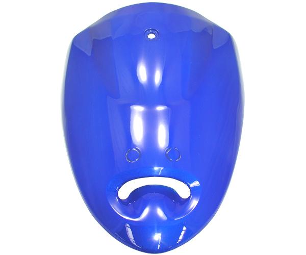 Frontdeckel Königsblau