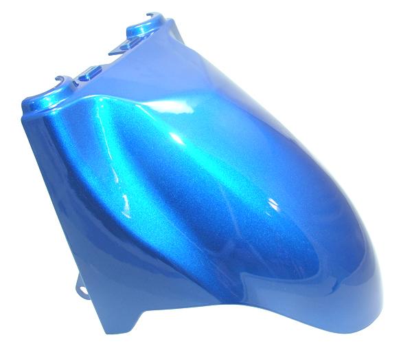 Kotflügel Vorderteil blaumetallic