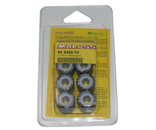 Rollensatz Multivar 2000 4.0gr. D.19x15.5