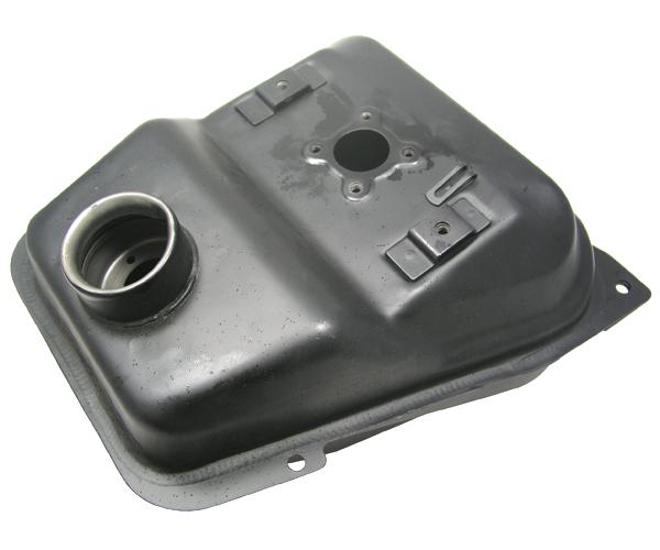Benzintank  JP/KM50 mit Feingewinde