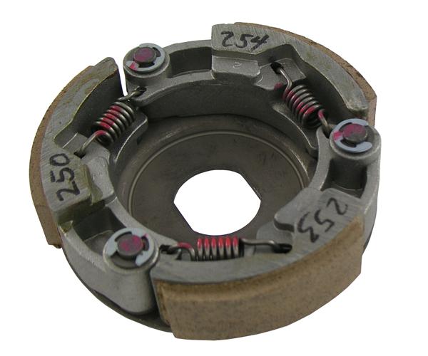 Kupplung kompl. f. d.120mm