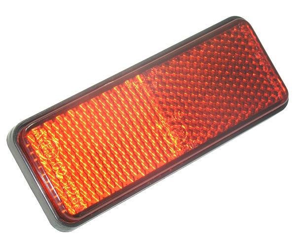 Reflektor rot