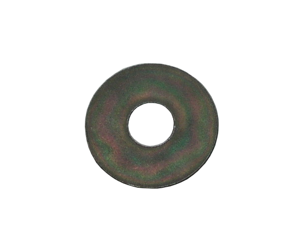 Scheibe 6x18x1.2 grün