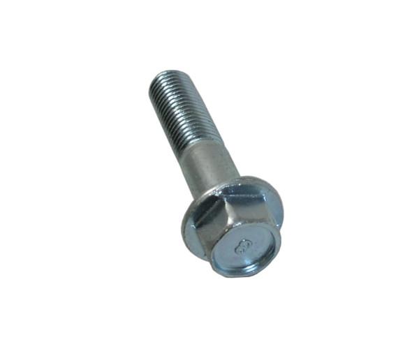 Schraube M10x1.25x45 Sechsk. m. Bund verz.