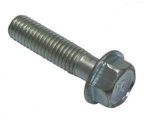 Schraube M8x32 Sechsk. m. Bund verz.