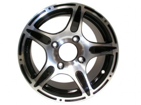 Wheel Rim(Aluminum),Front