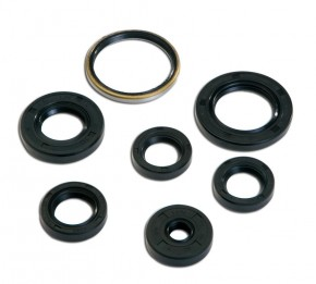 Oil seals kit Piaggio-Gilera 50cc. 7 pcs.