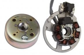 Lichtmaschine kpl. MBK/YAM. bis Bj.2002