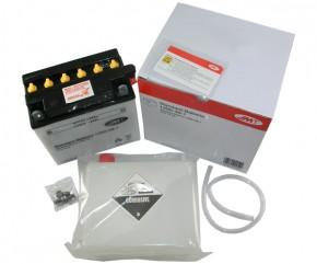 Batterie JMT 12N9-4B-1 12V9AH mit Säurepack (TM-K4)