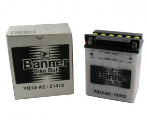 Batterie JMT YB14-A2 12V14AH (TM-K4)