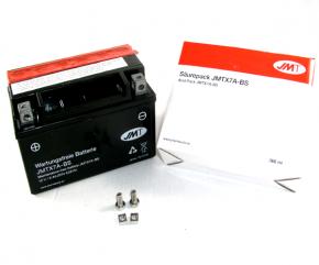 Batterie JMT YTX7A-BS 12V6AH (TM-K4)