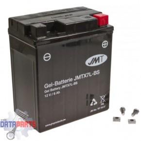 Batterie YTX7L-BS Gel JMT