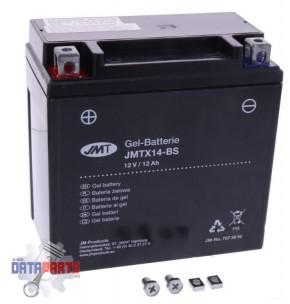 Batterie YTX14-BS Gel JMT