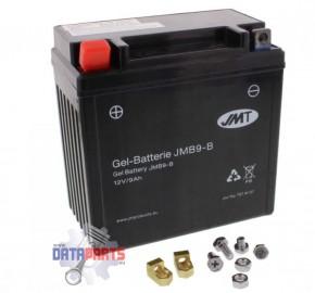 Batterie YB9-B Gel JMT