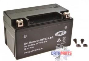 Batterie YTX7A-BS Gel JMT