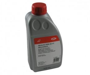 Motoröl 4-Takt mineralisch 20W-50 1 Liter