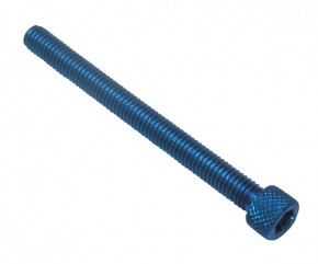 ALLEN HEAD SCREW M6X65 BLUE