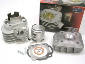 CYLINDER KIT AIRSAL T6 70CC AC 12MM PIN