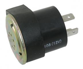Blinkgeber 3-polig Flachstecker 6,3mm REX