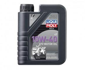 ATV 4T Motoroil 10W-40 - 1l