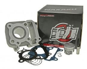 Zylinderkit Naraku 50cc 4-T Peugeot/SYM