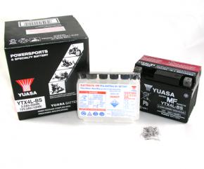 Batterie Yuasa YTX4L-BS 12V3AH (TM-K4)
