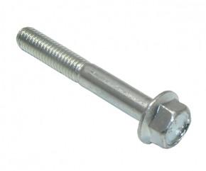 Schraube M5x35 SH m. Bund verz.