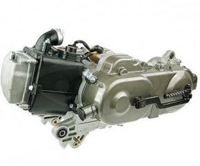 Motor kpl. 10Zoll 139QMB/QMA