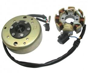 Generator kpl. 1-Phase