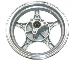 Fr. wheel rim assy. 5 SPOKE