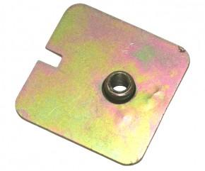 Montageplatte M6