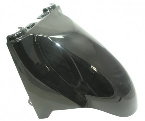 Front part, front fender BLACK BT-015