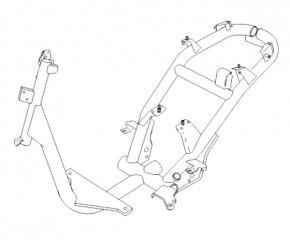 Rahmen QT-9