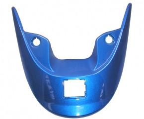 Gepäckträgerverkleidung o. hellblau-metallic