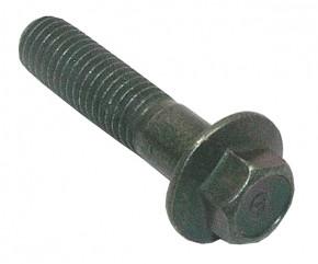 Schraube M8x35 sechskant m. Bund verz.