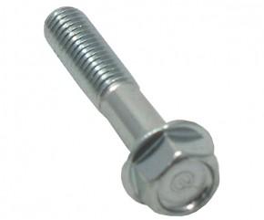 Schraube M8x40 Sechskant m. Bund verz.