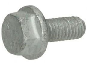 Schraube M6x14 Sechskant m. Bund verz.