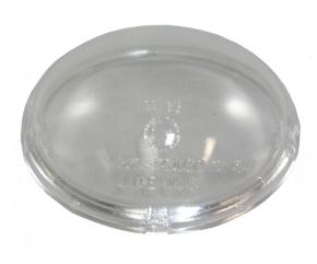 Blinkerglas vo. u. hi. Klarglas (klein)