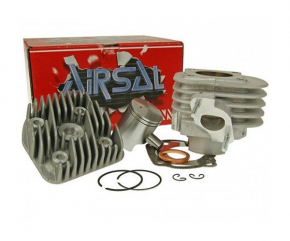 CYLINDER KIT 50CC ALU. PIN 12MM EUROII