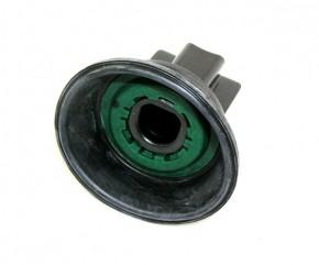 Gasschieber m. Membrane