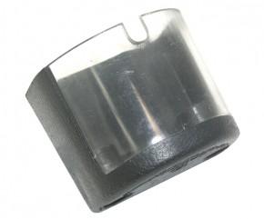 Glas Kennzeichenleuchte NS/Ot. schwarz