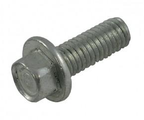 Schraube M6x16 SH verz.