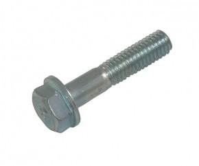 Schraube M6x28 Sechsk. m. Bund verz.